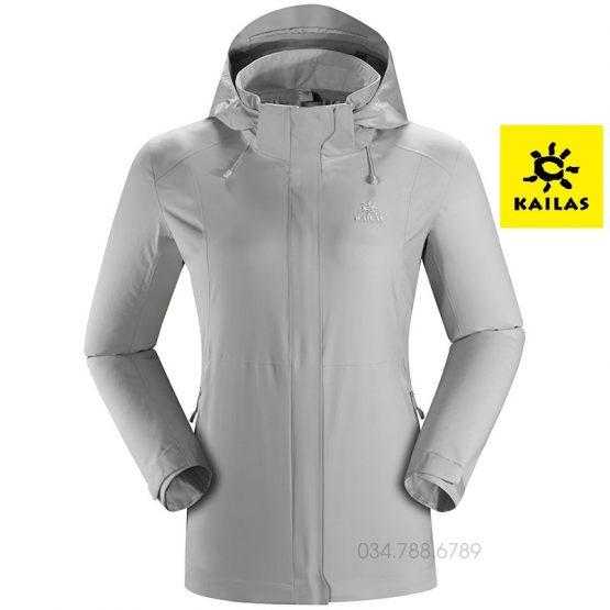 Kailas Women's Lightweight Travel Warm Jacket KG120267 Kailas size L