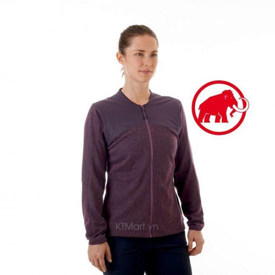 Áo khoác Mammut Alvra Midlayer Jacket Women 1014-00760 Mammut size XL US