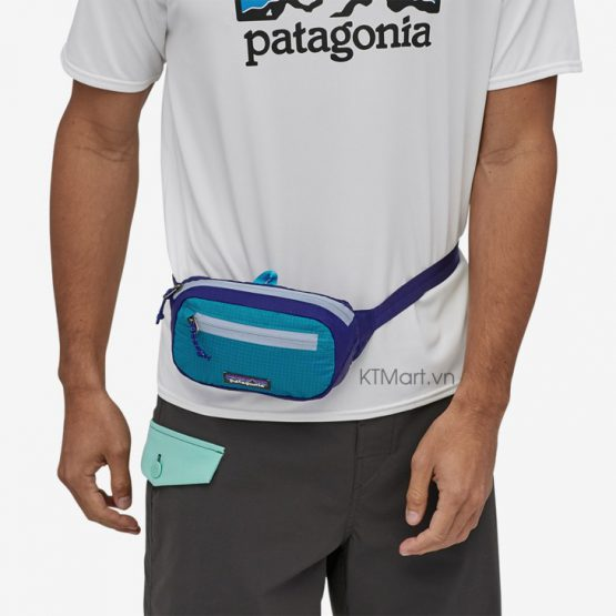 Patagonia Lightweight Travel Mini Hip Pack 49447 Patagonia