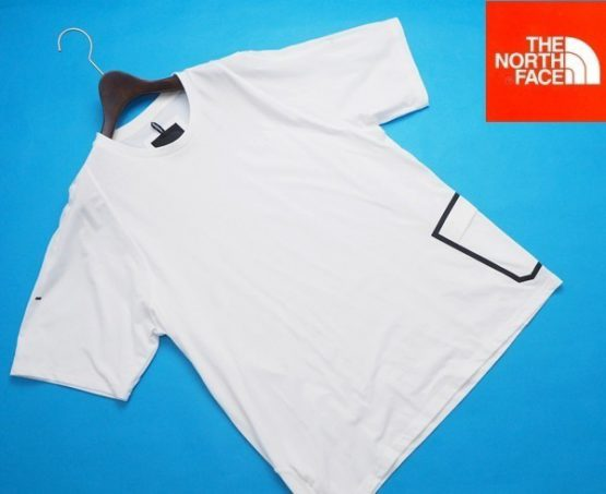 The North Face USA model pocket switching Cotton size S