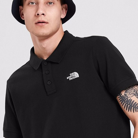 The North Face short sleeve POLO shirt NF00CZM2 size XXL