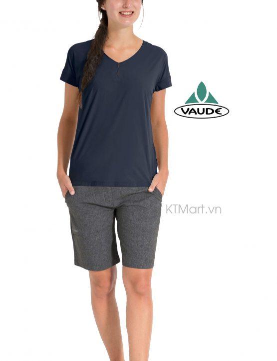 Vaude Women's Skomer V-Neck T-Shirt 41804 Vaude