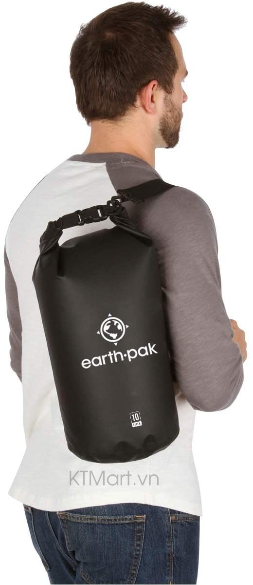 Earth Pak Waterproof Dry Bag Earth Pak 10L, 20L, 30L, 40L & 55L