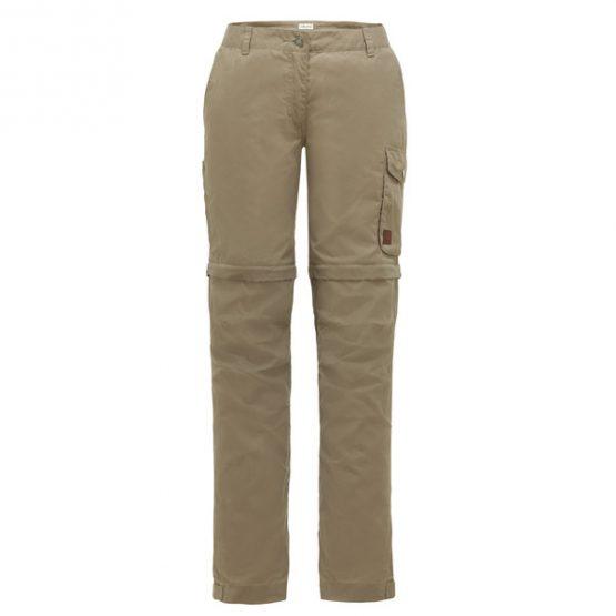 FRILUFTS RAZNAS ZIPOFF PANTS Women Trekking Pants 1007594 size 44, 46