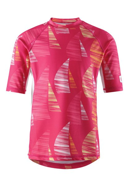 Áo bơi chống nắng Reima 516351 SWIM SHIRT REIMA AZORES CANDY PINK size 80cm