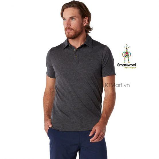 Áo Polo lông cừu Smartwool Merino 150 Pattern Polo Shirt SW000246 Smartwool