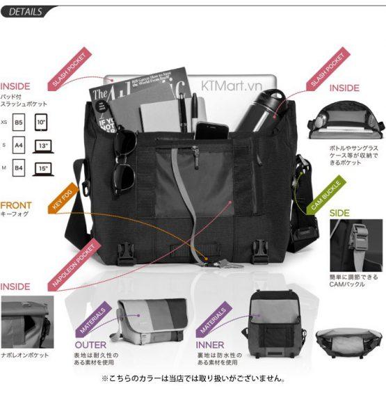 Timbuk2 Classic Messenger Bag Timbuk2 size S