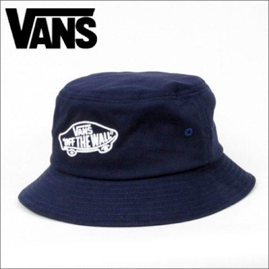 Mũ rộng vành Vans bucket hat navy