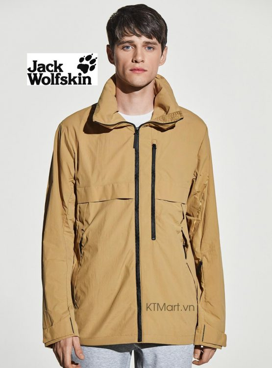 Jack Wolfskin Luxor Jacket Men 1306641 Jack Wolfskin Tech Lab size L, XL