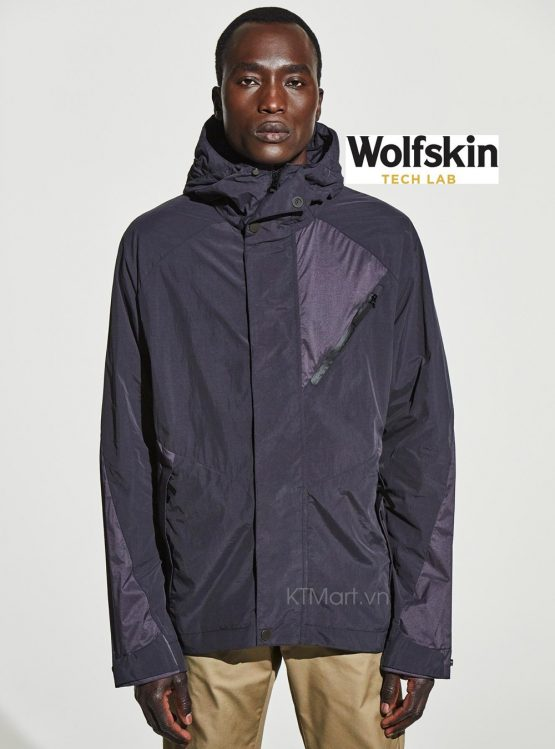 Jack Wolfskin Windhoek Jacket M Windproof Jacket 1306631 Jack Wolfskin Tech Lab size M