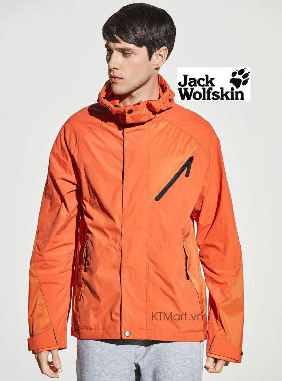 Jack Wolfskin Windhoek Jacket M Windproof Jacket 1306631 Jack Wolfskin Tech Lab size S, L