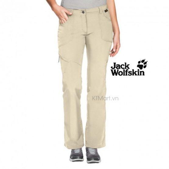 Jack Wolfskin Women's Marrakech Roll-Up Pants 1503691 size 38EU