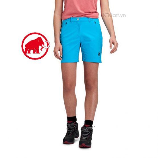 Mammut Hiking Women's Shorts 1023-00130 Mammut