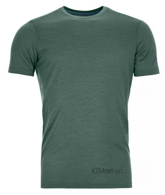 Áo lông cừu Ortovox 105 Ultra Short Sleeve Men's 8505 Ortovox