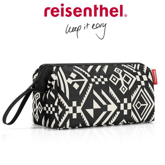 Reisenthel TravelCosmetic, Beautycase, Toiletry, Make Up and Cosmetics Bag, Hopi WC7034
