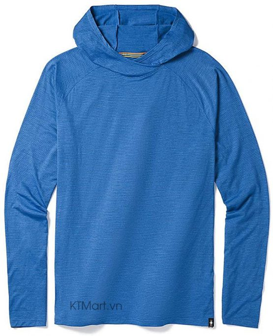 Smartwool Men's Merino 150 Micro Stripe Hoodie SW016075 Smartwool size L