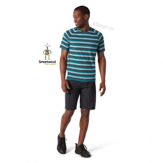 Smartwool Men's Merino 150 Base Layer Short Sleeve SW016041 Smartwool size M