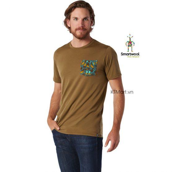 Smartwool Men's Merino 150 Pocket Tee SW015153 Smartwool size M, L