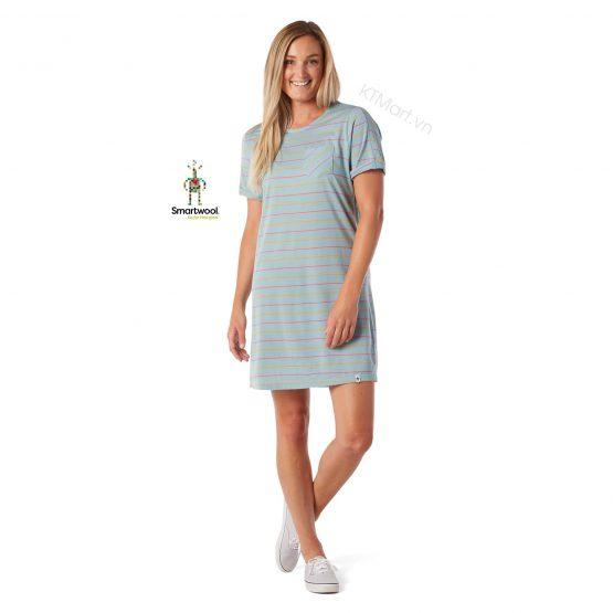 Smartwool Women's Merino 150 Short Sleeve Dress SW015122 Smartwool size M