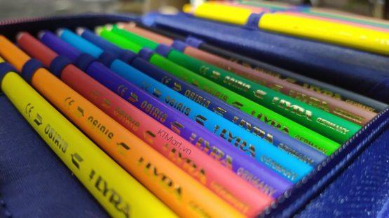 Hộp bút kèm bút chì Ergobag Hard Pencil Case Ergobag