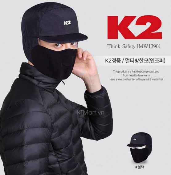 K2 Winter Hat 2 IMW13901 K2