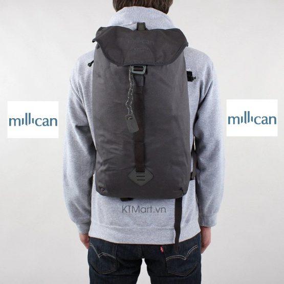 Millican Fraser The Rucksack 18L Graphite Grey Millican
