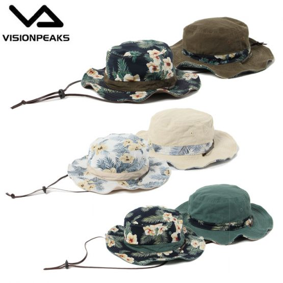 VISION PEAKS Hat Men's Ladies Reversible HAT VP171201J03