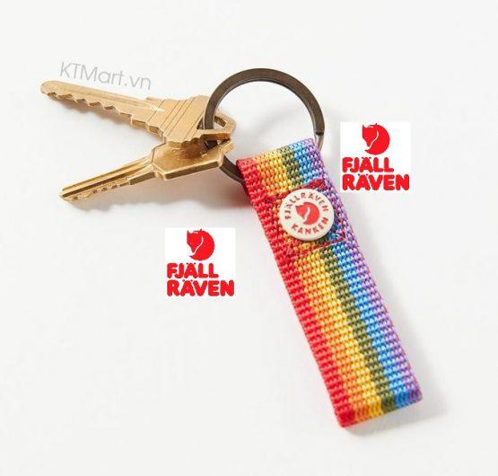 Fjallraven Kanken Rainbow Keyring 23622 Fjallraven
