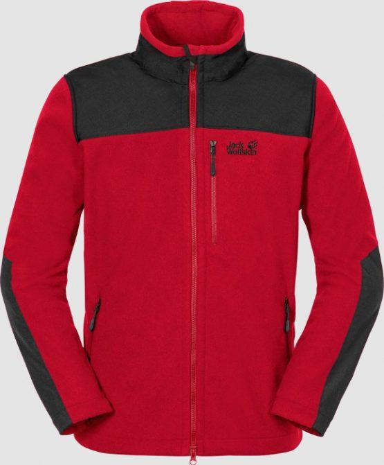 Jack Wolfskin BLIZZARD Windproof Fleece Jacket 1702943 size S, L US