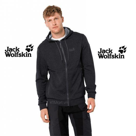 Áo len Jack Wolfskin Finley Hooded Jacket 1708291 size S, L US
