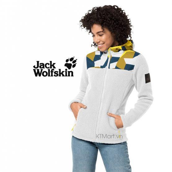 Jack Wolfskin Women's 365 Hideaway Fleece Jacket 1708861 Jack Wolfskin size S US