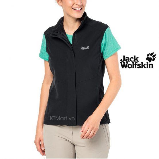 Jack Wolfskin Women's Activate Vest Softshell 1304331 Jack Wolfskin size M US