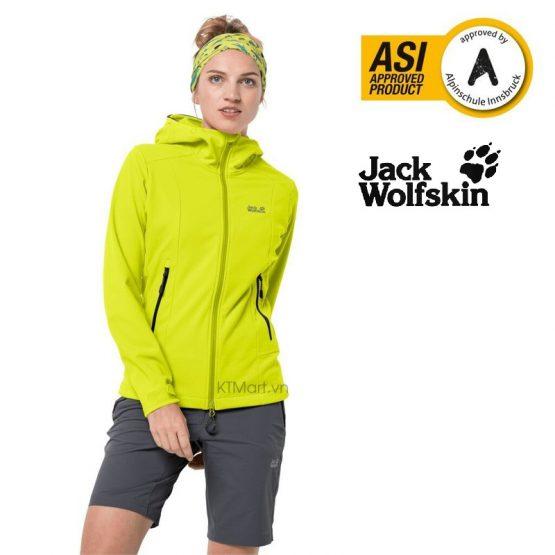 Jack Wolfskin Women's Mountain Tech Softshell Jacket 1306561 Jack Wolfskin size M US