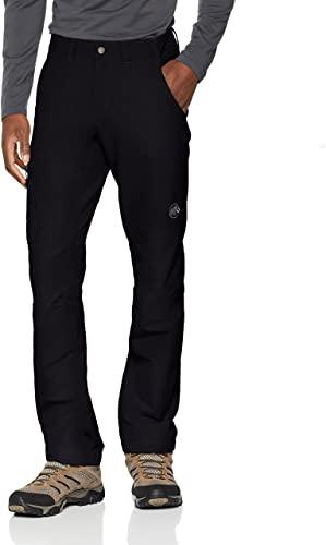 Quần softshell Mammut Men's 1010-11210  Hiking Trousers size 38Us