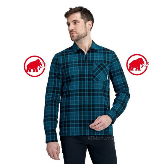 Mammut Tamaro Longsleeve Shirt Men 1015-00690 Mammut