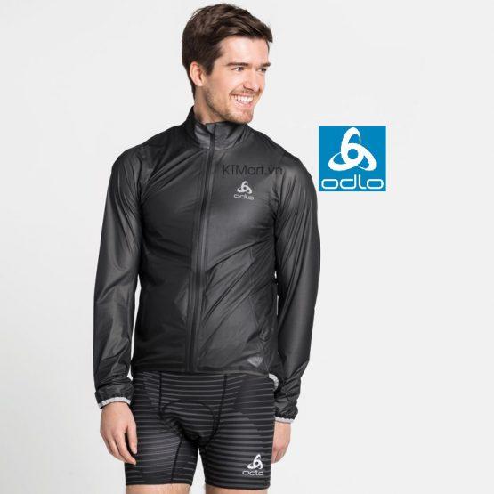 Odlo Men's ZEROWEIGHT DUAL DRY Waterproof Hardshell Cycling Jacket 411752 Odlo