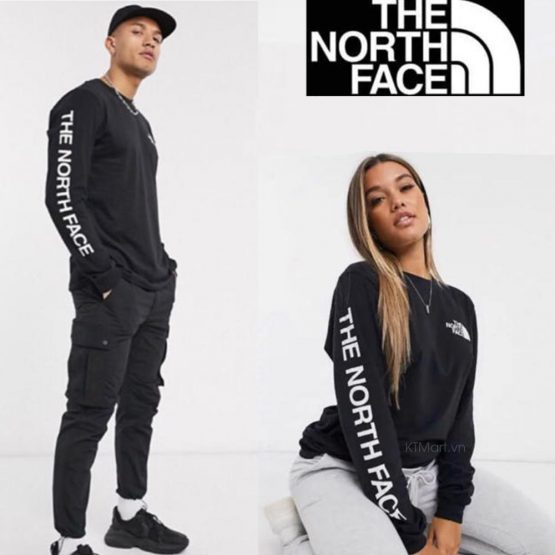 The North Face 2020ss Sleeve Hit Unisex Ron T Long Sleeve NF0A498S The North Face size S, L