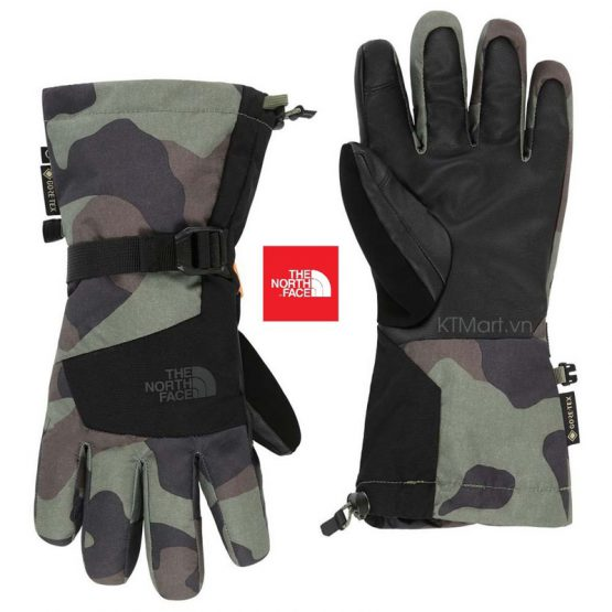 The North Face Men's Montana GORE-TEX® Etip™ Ski Gloves NF0A3M39 The North Face size L