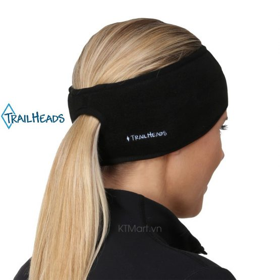 TrailHeads Women's Ponytail Headband TrailHeads