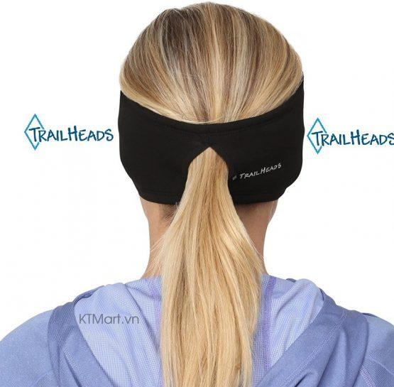TrailHeads Women's Power Ponytail Headband TrailHeads