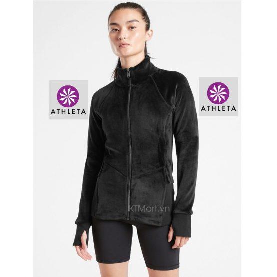 Áo khoác nỉ Athleta Cloud Fleece 599502 Athleta size XXS, XS, S, M, L