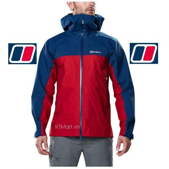 Berghaus Cape Wrath Gore-Tex Waterproof Jacket 422150 Berghaus size M US