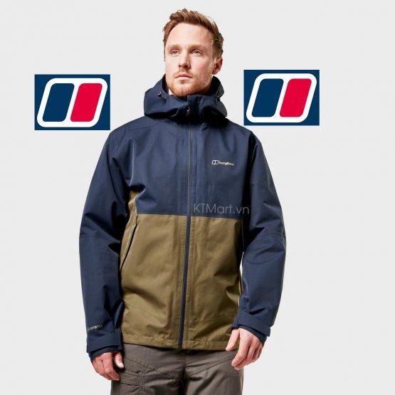 Berghaus Men's Fellmaster Waterproof Jacket 422076 Berghaus size M US