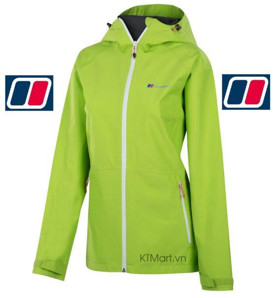 Berghaus Women's Paclite 2.0 Waterproof Jacket 422056 Berghaus size M US