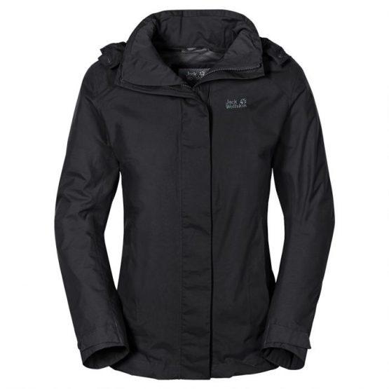 Áo khoác chống nước Jack Wolfskin Women's Weatherproof Jacket Highland size M