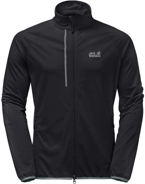 Áo softshell mỏng chống thấm, chống gió Jack Wolfskin 1304891 Men's Cusco Trail Jacket size L