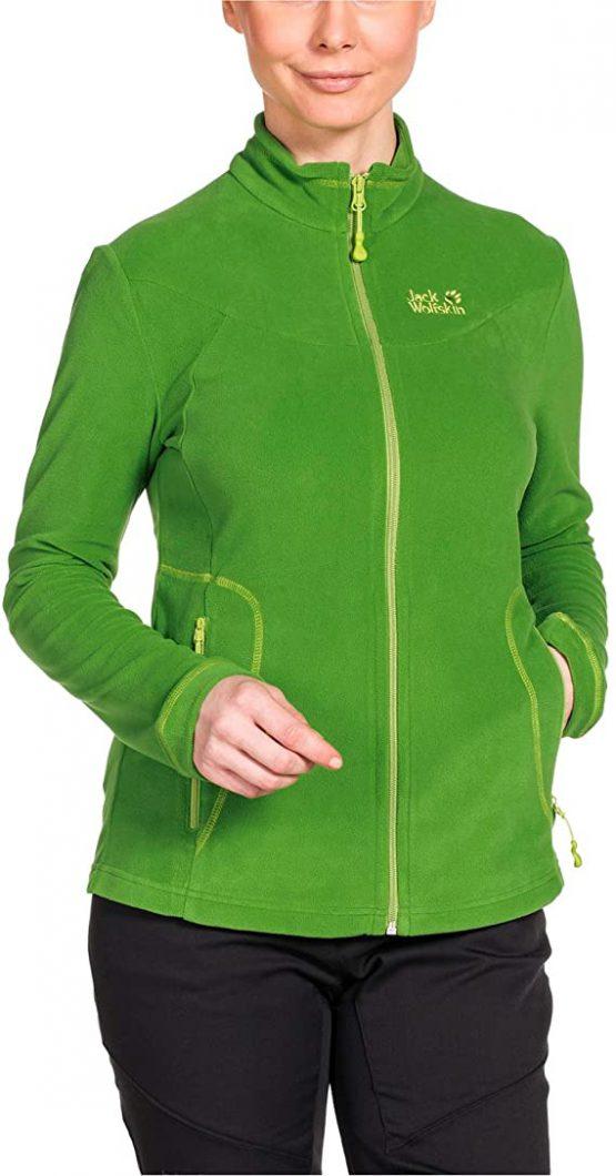 Áo nỉ Nanuk Athletic Jack Wolfskin 1701511 Performance Women's Fleece Jacket