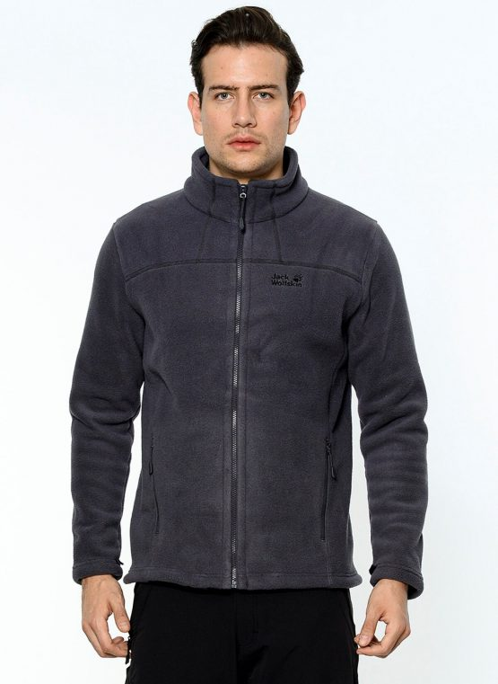 Áo nỉ Nanuk Jack Wolfskin 1703791 Thunder Bay Fleece Mens Jacket size L
