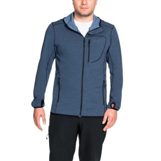 Áo khoác chống nắng Jack Wolfskin 1704862 Hydropore Hooded Jacket Men size L
