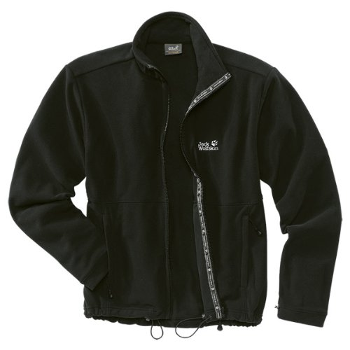 Áo nỉ Nanuk Jack Wolfskin 17606 Men's Kiruna Fleece Jacket size S, M